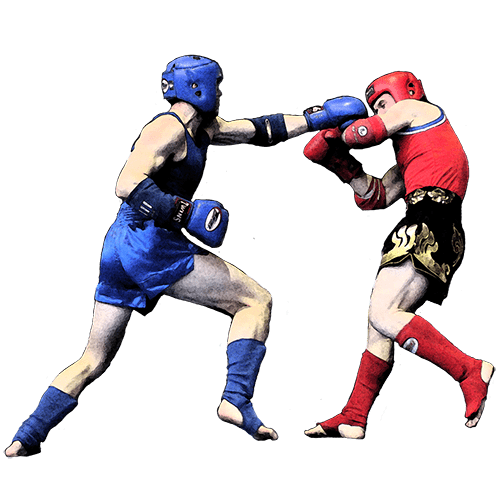 Boxing and kickboxing coach